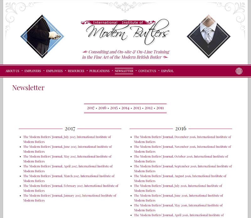 International Institute of Modern Butlers