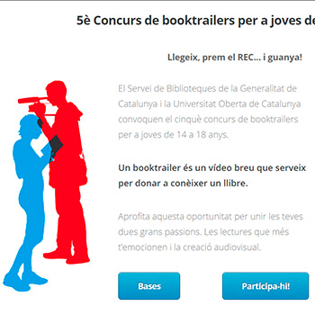 UOC Booktrailers