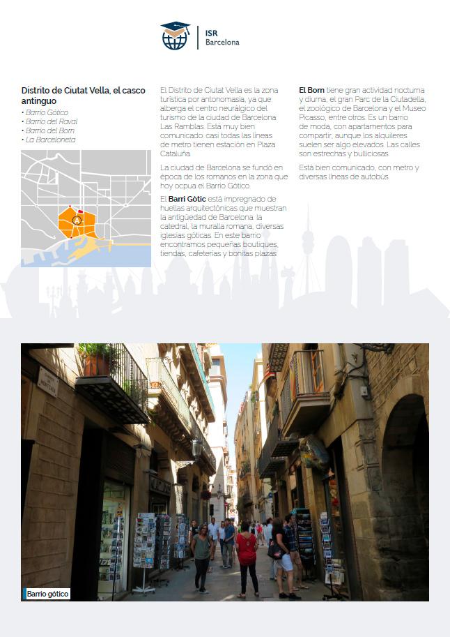 ISR Barcelona