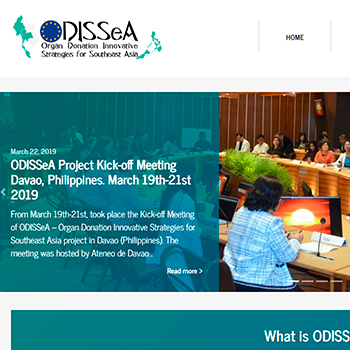 ODISSeA Project web